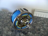 shakesphere fly reel