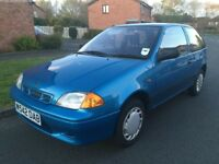 Suzuki Swift 1.0 GLS 3dr , ideal first car, cheap to run