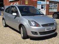 Ford Fiesta 1.4 Zetec Blue Edition 3dr 1 previous owner+long mot
