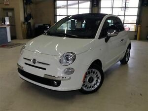 2015 Fiat 500C LOUNGE.CONVERTIBLE.BLUETOOTH.CUIR.
