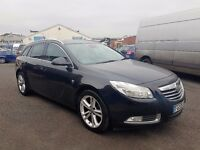 59 REG VAUXHALL INSIGNIA 2.0CDTI 130BHP,6 SPEED MANUAL,SPARES OR REPAIR,STILL STARTS,07522247473
