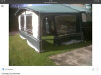 Folding camper conway countryman only reason for sale is a new upgrade