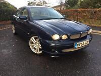 2006 Jaguar X-Type 2.5 V6 Sport (AWD) 4dr WHAT A BEAUTIFUL CAR LONG MOT FULL SERVICE HISTORY