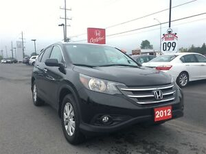 2012 Honda CR-V Touring 4WD (2) Kingston Kingston Area image 1