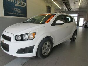 2013 Chevrolet Sonic LS HATCH
