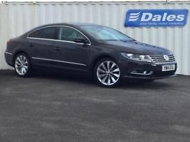 Volkswagen Cc 2.0 TDI BlueMotion Tech GT 4dr (urano grey) 2014