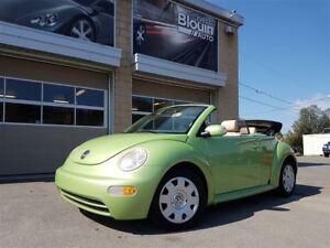 2005 Volkswagen New Beetle Décpotable, Automatique