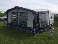 Dorema caravan awning size 10 (875-900)