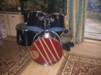 Vintage Pearl Maxwin Rock Kit