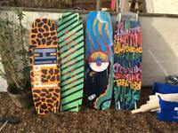 kitesurfboards open to offers