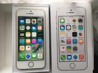 iPhone 5S Unlocked Gold Good condition