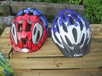 Job lot kids bike helmets