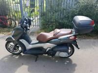 Yamaha X-City 250cc