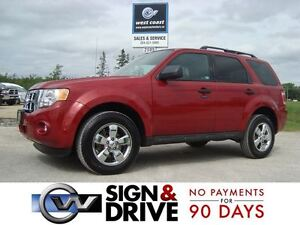 2009 Ford Escape XLT 3.0L 4WD *Only 52,000km`s*