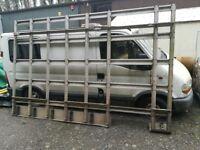 Glaziers Van Panel