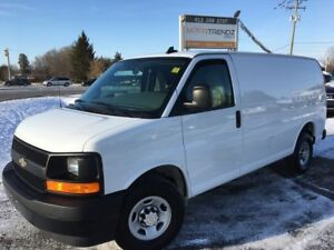 2017 Chevrolet Express 2500 1WT 2500 Express Van with Barn Do...