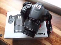 CANON EOS 1200D (DLSR) camera