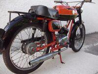 BETA - MOTO BETA 50cc ITALIAN PROJECT GOOD RUNNER, may PX SWAP.