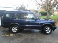 Land Rover Discovery Series2 TD5