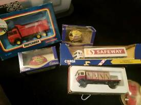 Collectable trucks