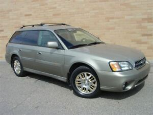 2003 Subaru Legacy Outback All Wheel Drive. Loaded! Automatic!