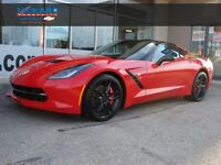 2016 Chevrolet Corvette STINGRAY 2LT | 6.2L AUTO