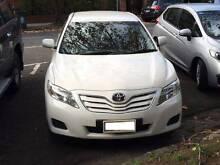 2009 Toyota Camry Sedan Elwood Port Phillip Preview