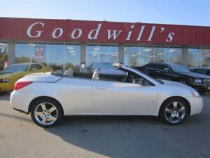 2008 Pontiac G6 GT! HEATED LEATHER SEATS!