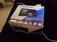 DPX306BT Kenwood Double Din Bluetooth handsfree car stereo
