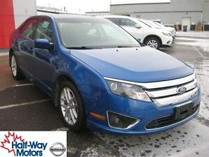 2011 Ford Fusion SEL 2.5L I4 | Smooth Ride!