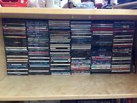 Mixture of CD's