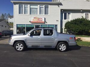 2010 Honda Ridgeline EX-L.   NEW MVI ALL WHEEL DRIVE. LOADED