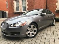 2008 Jaguar XF 2.7D V6 PREMIUM LUXURY ** 1 OWNER FROM NEW** FULL JAGUAR HISTORY** FULLY LOADED ***