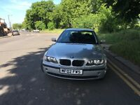 BMW E46 3 SERIES 320d DIESEL WITH SPORTS SEATS (1 YEAR MOT)