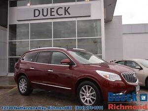 2016 Buick Enclave Leather  Accident Free - Local