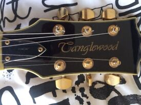 Help tanglewood guitar please read my add in great condition