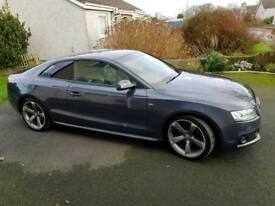 Audi A5 2.0tdi s-line Black Edition