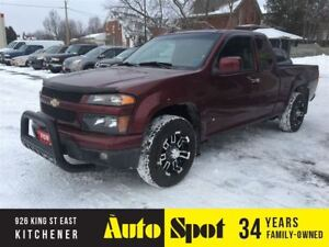 2009 Chevrolet Colorado LT/LOW, LOW KMS/MINT TRUCK!!