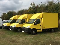 IVECO DAILY 35S11 2.3 DIESEL 2010 10-REG 11FT BOX WITH TAIL-LIFT *CHOICE OF 3* DRIVES EXCELLENT