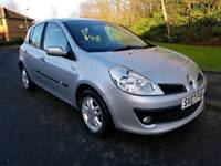 2007 RENAULT CLIO 5 DOOR AUTOMATIC * LOW MILEAGE / IMMACULATE *