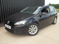 Volkswagen Golf 1.4 S 3dr 2010 May px / Swap