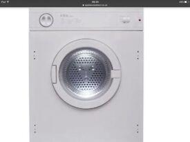 New Creda CDA C1921 intregated tumble dryer