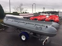 (USED) WHALY 435 & TRAILER