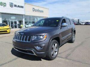 2016 Jeep Grand Cherokee Jeep Grand Cherokee Limited