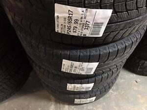 245/65/17 Michelin Latitude X-Ice *Winter Tires*