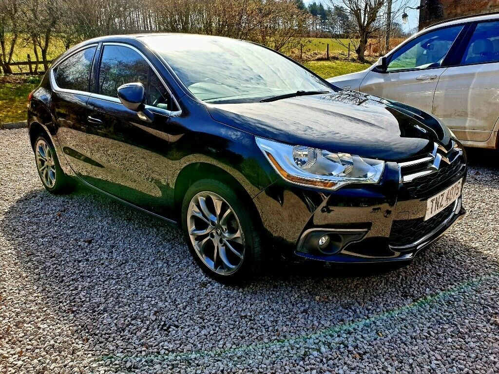 Citroen, DS4, Hatchback, 2013, Manual, 1560 (cc), 5 doors