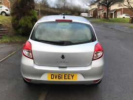 Renault Clio 1.2 I-music (5dr) - Great, low mileage example!
