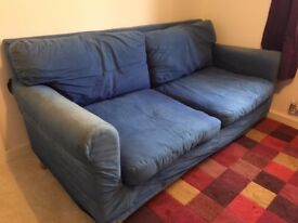 3 Seater Sofa Bed from Habitat