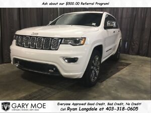 2017 Jeep Grand Cherokee Overland **VENTILATED SEATS**