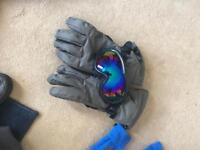 Men's ski gear bundle
